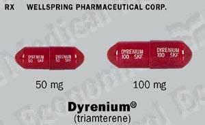 Dyrenium (Triamterene)