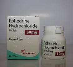 Ephedrine (Ephedrine Hydrochloride)