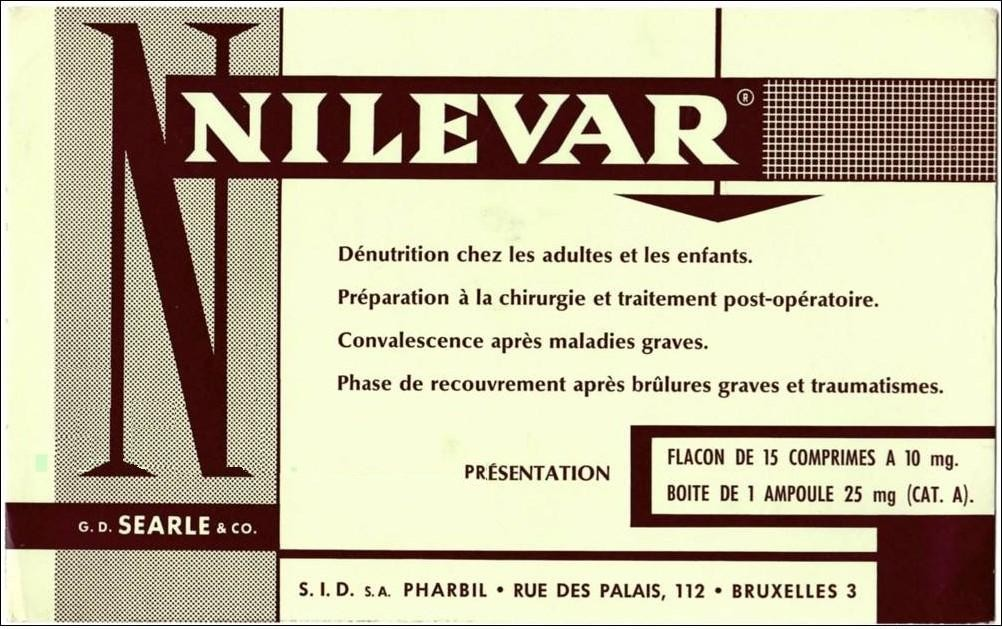 Nilevar (Norethandrolone)