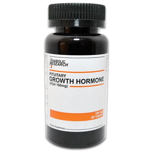 Pituitary Growth Hormone (pGH)