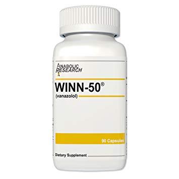 Vanazolol (Winn-50)
